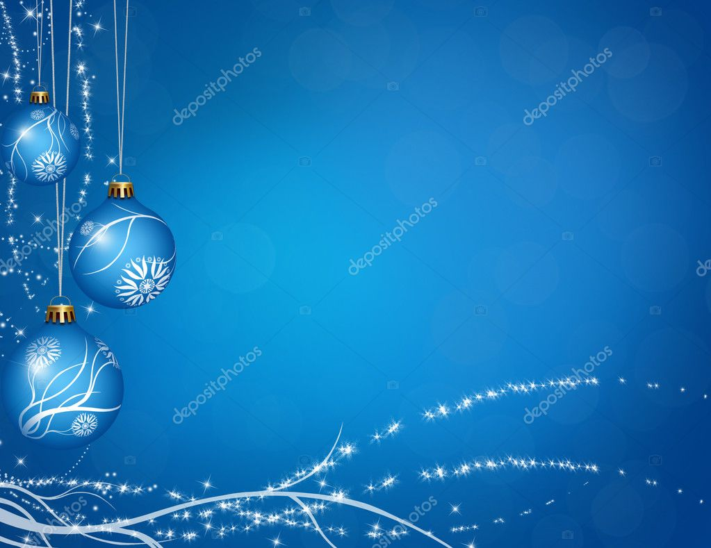 Winter holidays card — Stock Photo #7244883