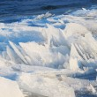 Ice floes — Stock Photo #7052377
