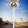 Route 66 sign — Stock Photo #7553035