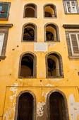 Neapolitan building — Stock Photo