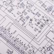 Technical Drawing — Stock Photo #7309134