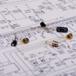 Technical Drawing — Stock Photo #7309143