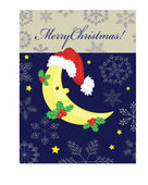 Christmas background,vector — Stock Vector