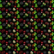 Christmas background — Stock Vector #7604243