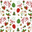 Christmas background — Stock Vector #7604286