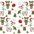 Christmas background — Stock Vector #7604297
