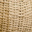 Wicker fragment background. — Stock Photo