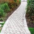 Stone walkway — Stock Photo #7127757