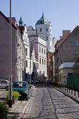 Old town in Szczecin ~~1 — Stockfoto