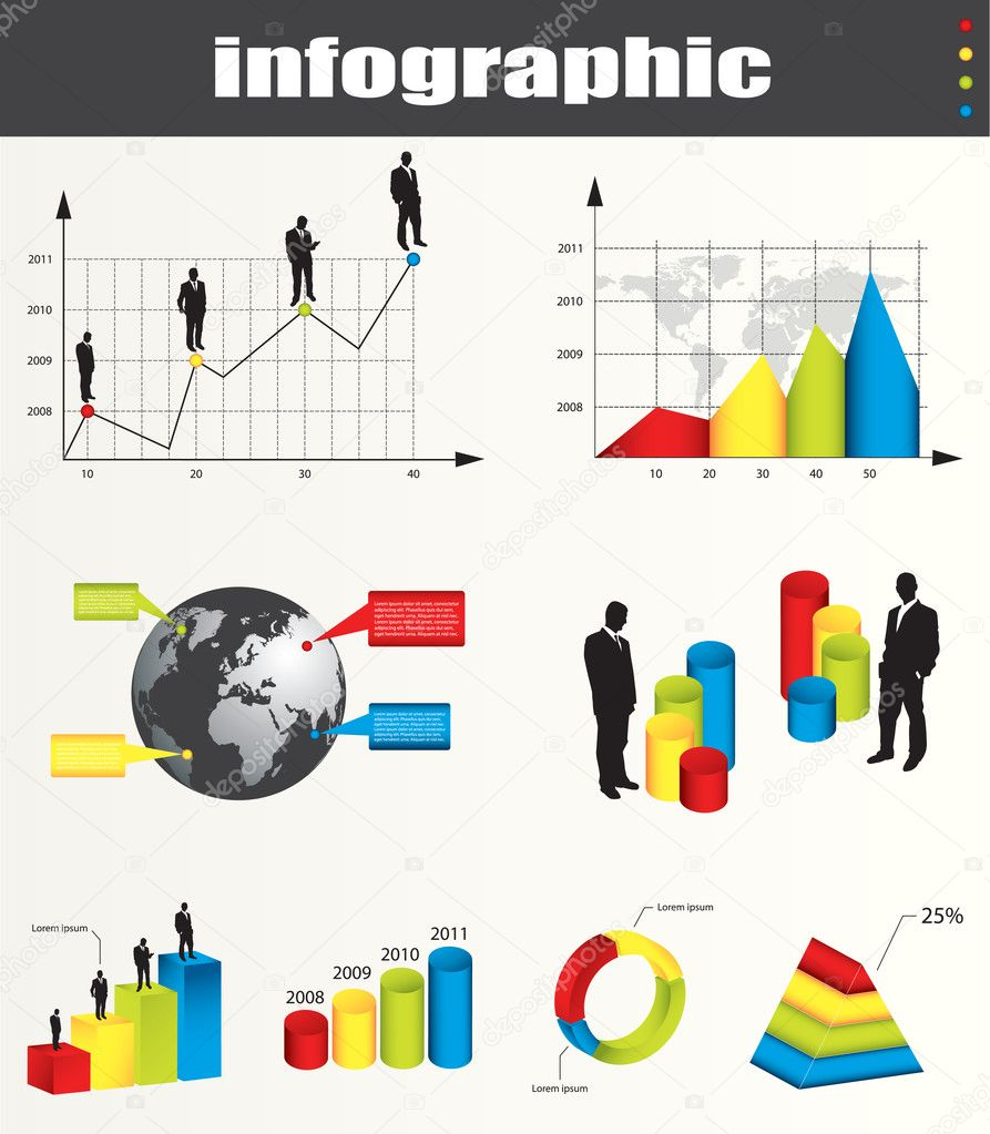 Infographic clipart