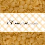 Special restaurant menu design — Stock Photo #7843136