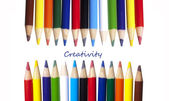 Concept image on creativity. — Stock Photo