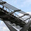 Millennium bridge — Stock Photo #7066199