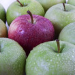 Green apples — Stock Photo #6925863