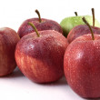 Red apples — Stock Photo #6925874