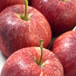Red apples — Stock Photo #6925876