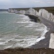 Bay at Seven Sisters, UK. — Stock Photo #6925909