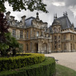 Waddesdon  Manor. - Stock Photo