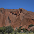 Uluru Ayers Rock Australia - Stock Photo