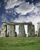 Mysterious Stonehenge in UK — Stock Photo