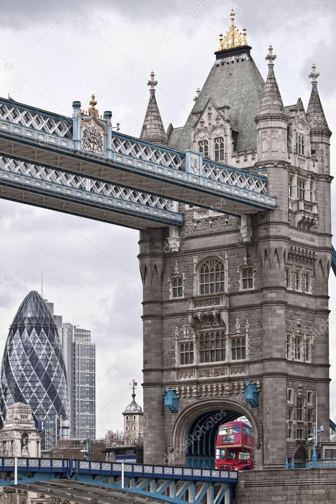 伦敦塔桥.英国