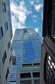 Skyscraper in Melbourne — Stock Photo