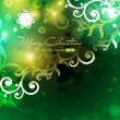 Christmas background — Stock Vector #7508625