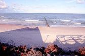 Sombras e manhãs de mar — Foto Stock
