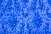 Vintage wallpaper blue background — Stock Photo