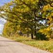 Autumn rural landscape - Stockfoto