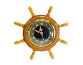 Reloj vintage y grunge — Foto de Stock
