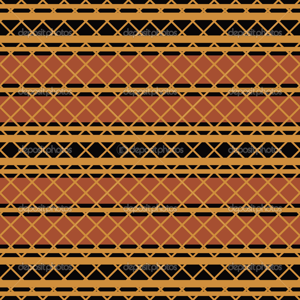 Native American Border Designs and Patterns