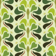 Stok Vektör: Art deco seamless pattern