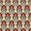 Vector de stock : Art deco seamless pattern