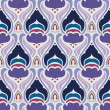 Art deco seamless pattern - Stok Vektr