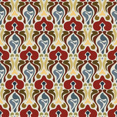 Art deco seamless pattern — Stock Vector