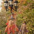 Foto de Stock  : Halloween decoration