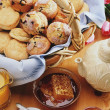 Baked goods — Stock Photo