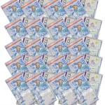 Ten thousand Kazakhstan tenge isolated on white — Stock Photo #7565193