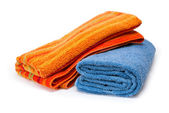 Two towels — Stock Photo