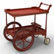 The cart — Stock Photo #7387990