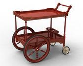 The cart — Stock Photo