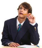 Guy thinking — Stock Photo