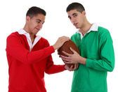 Rugby guys — Stock Photo
