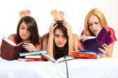 Studenti. da vicino. — Foto Stock