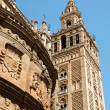 Seville Cathedral — Stock Photo #6876461