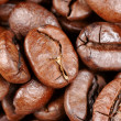 Coffee beans background — Lizenzfreies Foto