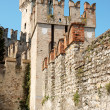 Stock Photo: Scaligers castle of Sirmione