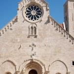 Ruvo di Puglia Cathedral, Apulia — Stock Photo