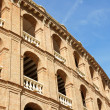 Plaza de toros in Valencia - Stock Photo